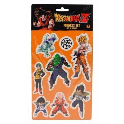 Conjunto magnéticos Dragon Ball Z