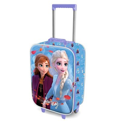 Mala Mochila troley 3D Frozen 2 Journey Disney 52cm