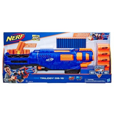 Trilogy DS-15 Nerf Elite