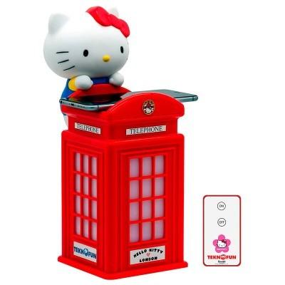 Carregador sem fios Cabine Londres Hello Kitty