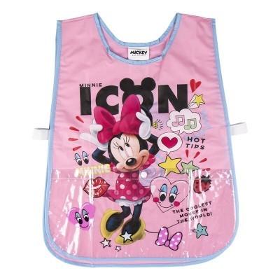 Avental Impermeável Minnie Disney