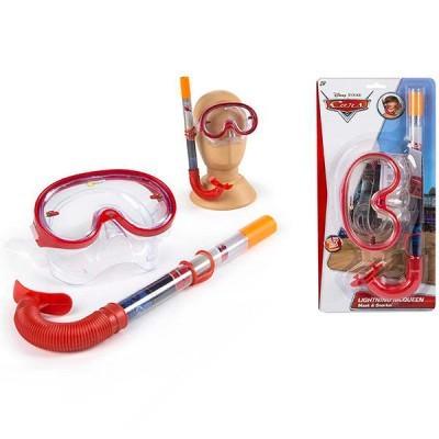 Conjunto Óculos tubo de mergulho Cars Disney