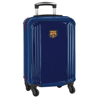 Maleta Troley ABS F.C. Barcelona 4r 55cm