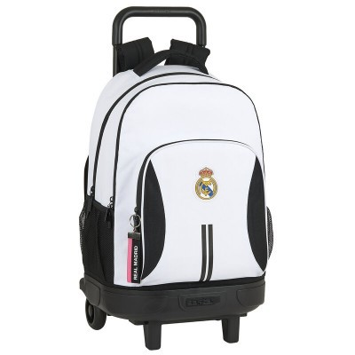 Mochila troley compact Real Madrid 45cm