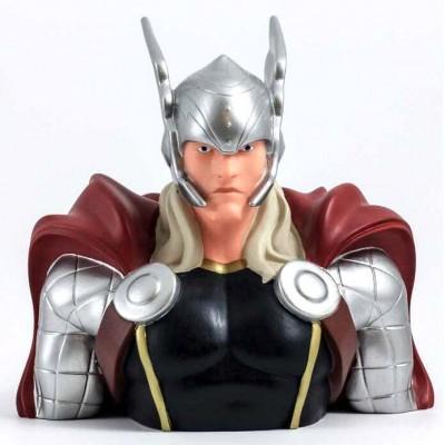 Busto Mealheiro Thor Marvel 20cm