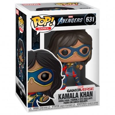 Figura POP Marvel Avengers Game Kamala Khan Stark Tech Suit