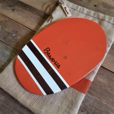 "Eco Handplane bodysurf ""Orange Guincho"""