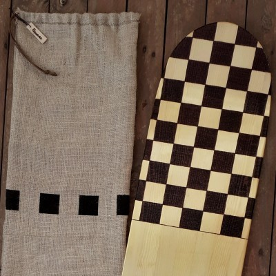 "Eco surf bellyboard ""Squared comet"""