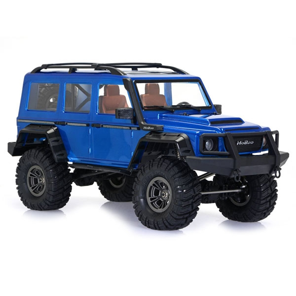 HOBAO DC1 1/10TH TRAIL CRAWLER RTR W/BLUE