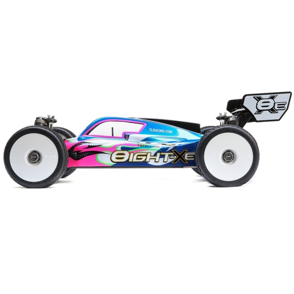 TLR Eight-XE 1/8 TT 4WD Race Electric Roller KIT