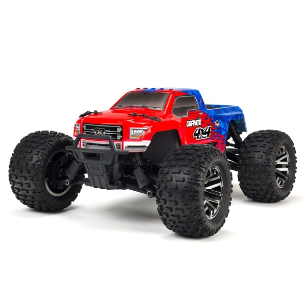 ARRMA Granite 1/10 Monster Truck 3S Brushless 4WD RTR