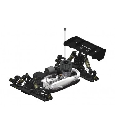 CARRO 1/8 NITRO D819RS OFF ROAD BUGGY KIT