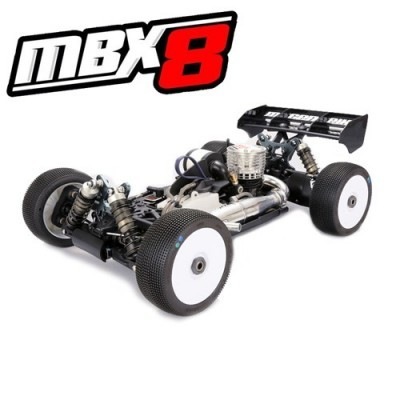 CARRO 1/8 OFF ROAD MBX8 MUGEN