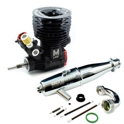 COMBO MOTOR ULTIMATE M3X V2.0 + ESCAPE EFRA 2141-F
