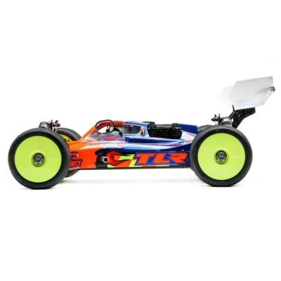 TLR Eight-X Elite 1/8 TT 4WD Nitro Buggy Kit