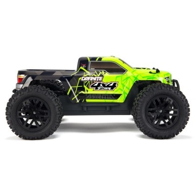ARRMA Granite 1/10 Monster Truck 550 Brushed 4WD RTR