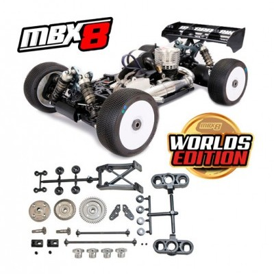 MUGEN MBX8 1/8 OFF-ROAD Nitro ( Worlds Edition)