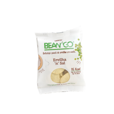 Bean'Go Ervilha ao Natural