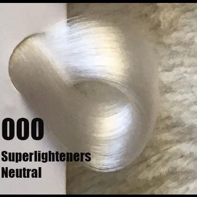 Extremo Tinta de Argan 000 Super Aclarante Neutro 100 ml
