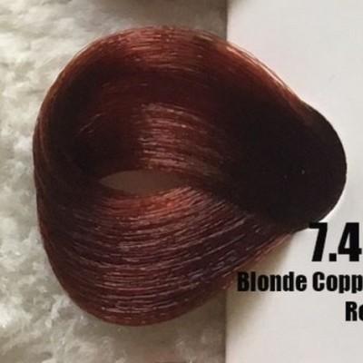 Extremo Tinta de Argan 7.46 Louro Cobre Vermelho 100 ml