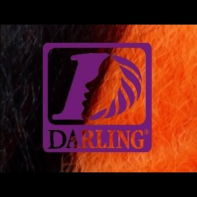 Darling Jumbo Braid -1B/Laranja