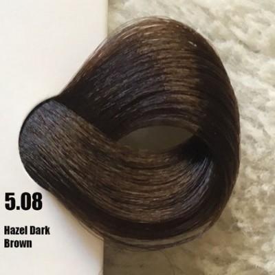 Extremo Tinta de Argan 5.08 Castanho Escuro Avelã  100 ml
