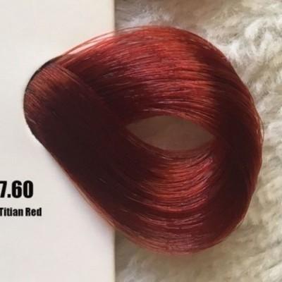 Extremo Tinta de Argan 7.60 Tiziano Vermelho 100 ml