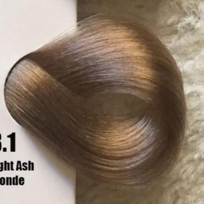 Extremo Tinta de Argan 8.1 Louro Claro Cinza 100 ml