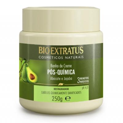 Bio Extratus Máscara Pós-química Abacate e Jojoba 250ml