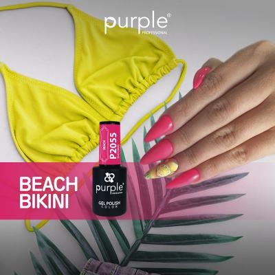 Verniz Gel Beach Bikini 10 ml P2055