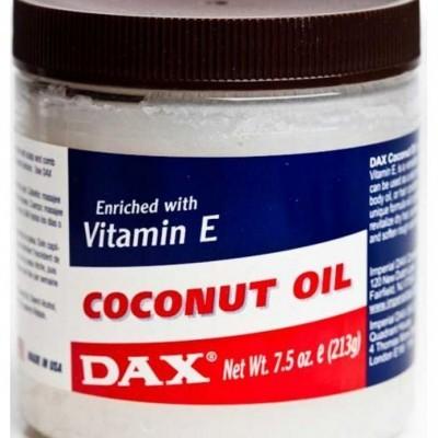 DAX COCONUT OIL VITAMIN E 213G
