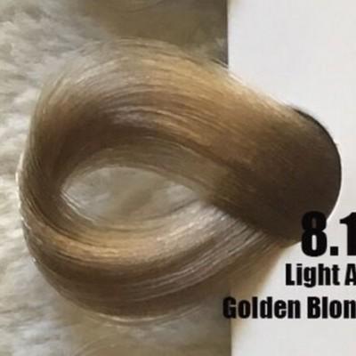 Extremo Tinta de Argan 8.13 Louro Claro Cinza Dourado 100ml