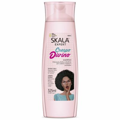 Skala Shampoo Crespo Divino 325ml