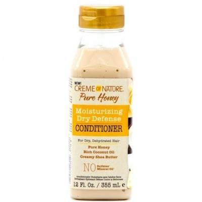 Creme of Nature Pure Honey Dry Defense Condicionador 355ml