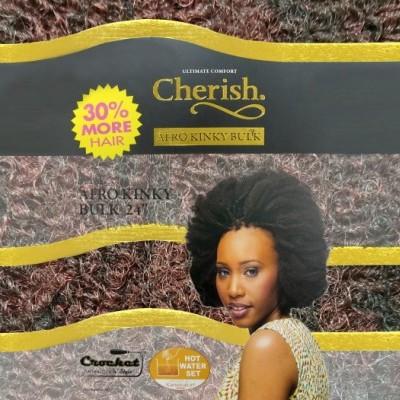 Cherish Bulk Afro Kinky Bulk - T530