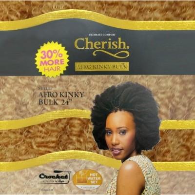 Cherish Bulk Afro Kinky Bulk - 27