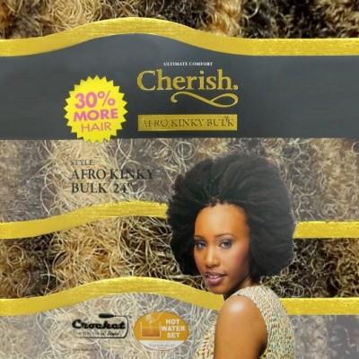 Cherish Bulk Afro Kinky Bulk - P4/27