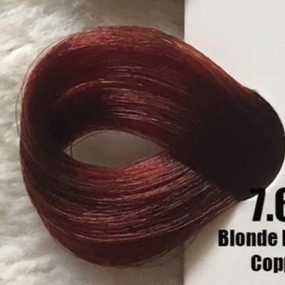 Extremo Tinta de Argan 7.64 Louro Vermelho Cobre 100 ml