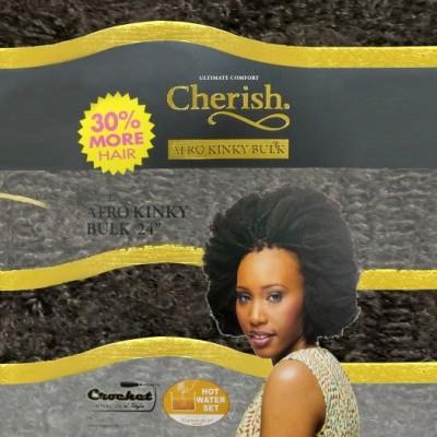 Cherish Bulk Afro Kinky Bulk - 4
