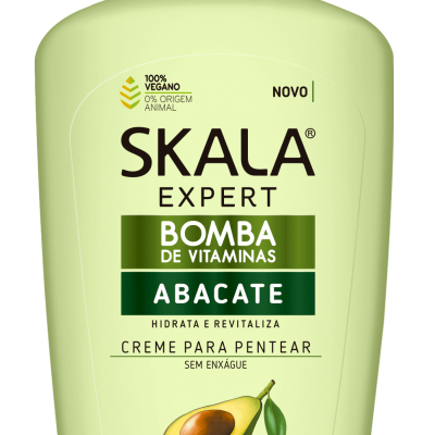 Skala CREME de PENTEAR Bomba de Vitaminas Abacate 250g