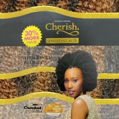 Cherish Bulk Afro Kinky Bulk - P4/30