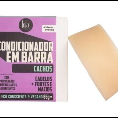 LOLA Condicionador em Barra Cachos 90grs [VEGAN]