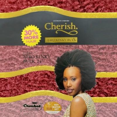 Cherish Bulk Afro Kinky Bulk - BG