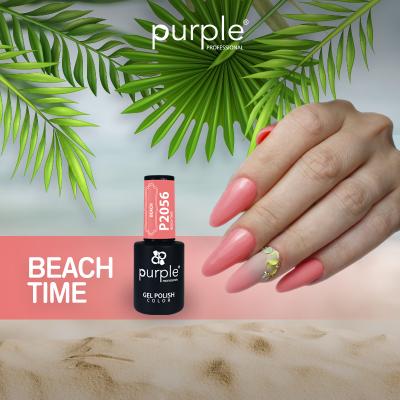Verniz Gel Beach Time 10 ml P2056