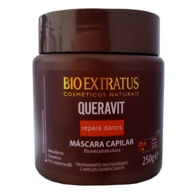 Bio Extratus Máscara Queravit 250g