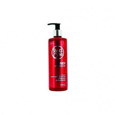 RED ONE - FACE FRESH AFTER SHAVE CREAM - EXTREME 400ML