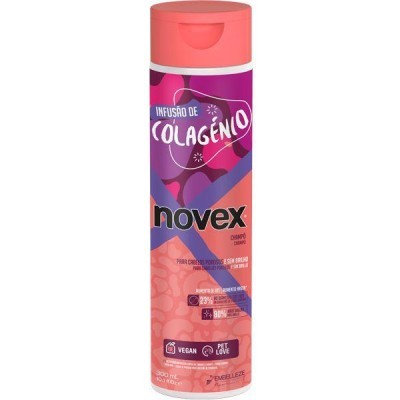 CHAMPÔ NOVEX INFUSÃO DE COLAGÉNIO 300ML