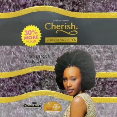 Cherish Bulk Afro Kinky Bulk - 613