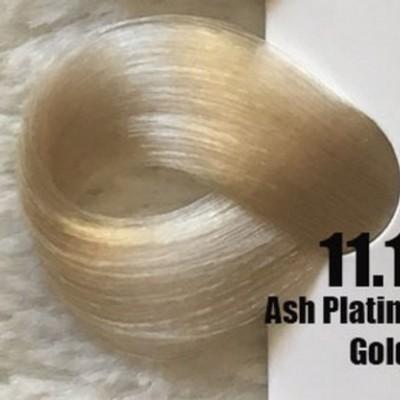 Extremo Tinta de Argan 11.13 Louro Platina Cinza Dourado 100ml