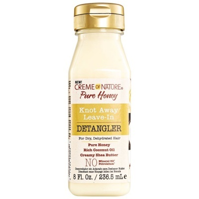 Creme of Nature Pure Honey Know Away Leave-In Detangler